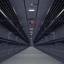 Автоматическая установка аэрозольного пожаротушения кабельного полуэтажа